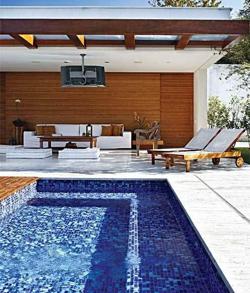 Vinyl Pool: What It Is, Advantages And Photos To Be Inspired 23