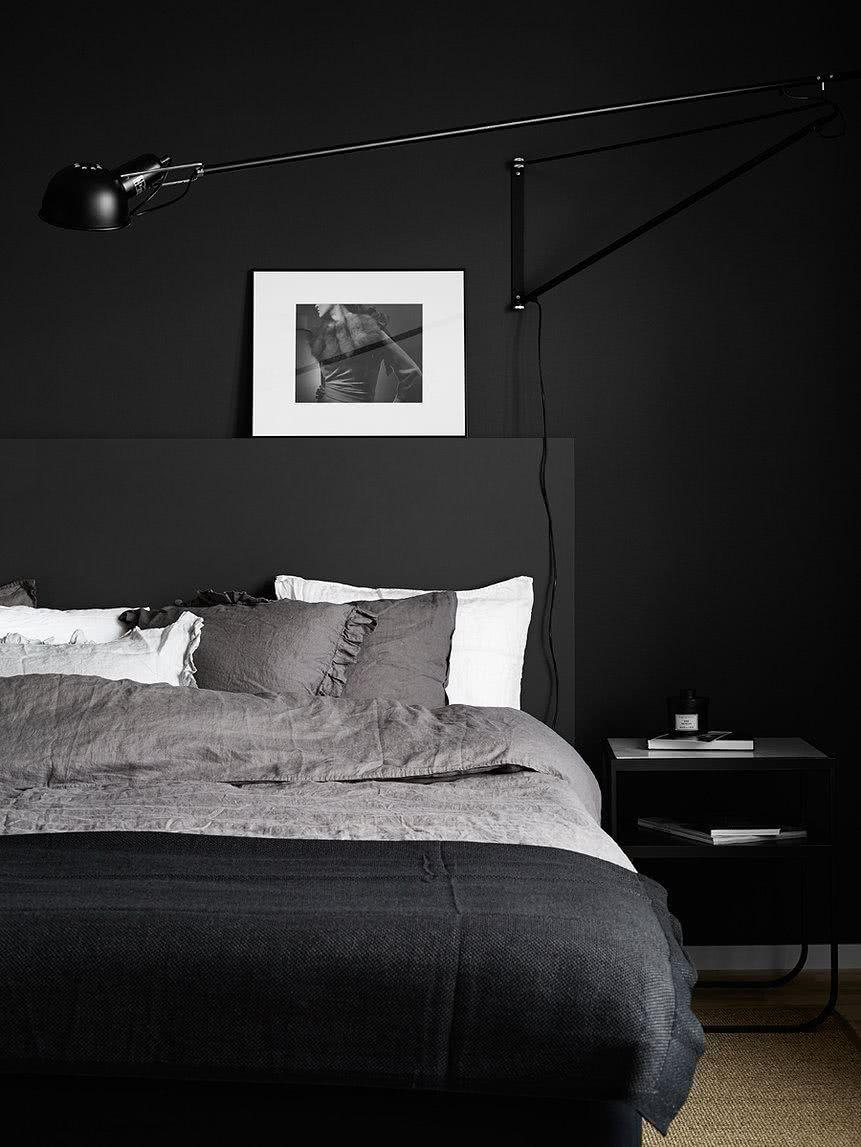 Black and white decoration: 60 ideas of environments to be inspired 58