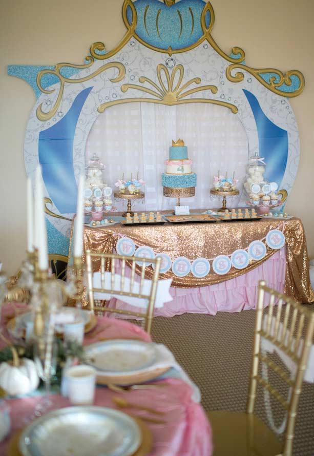 Princess Party: tips to decorate with this theme so dear