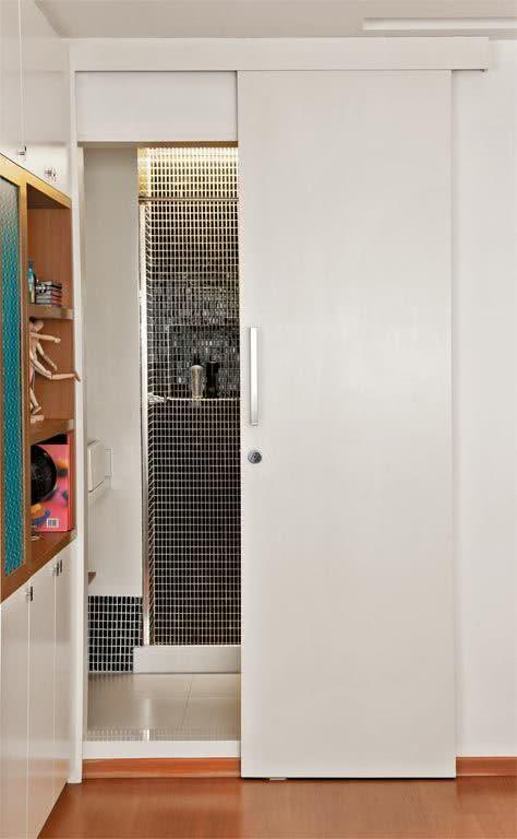 Sliding door: advantages of using and projects with photos 18