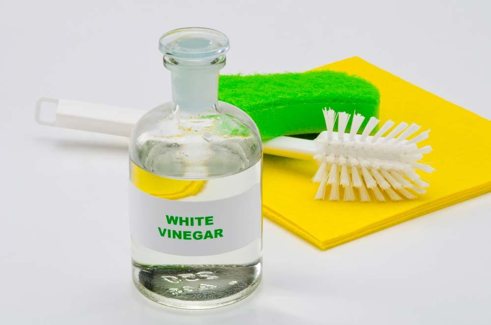 How to make softener with white vinegar
