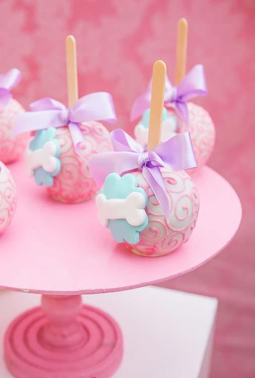 Cake pop for party Canine Patrol