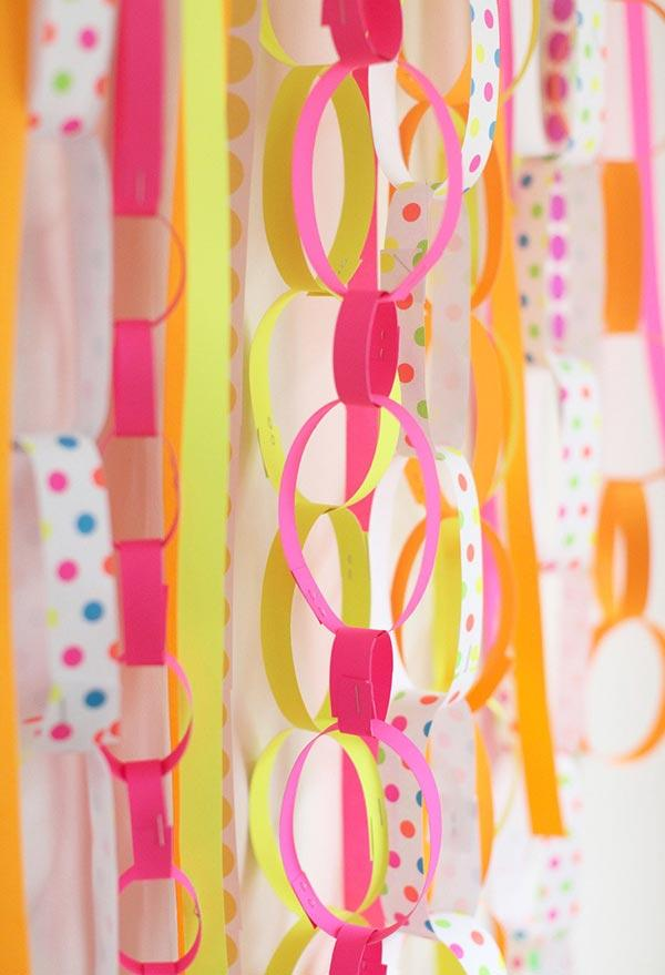 Carnival Decoration: 60 tips and ideas to brighten up your party 11