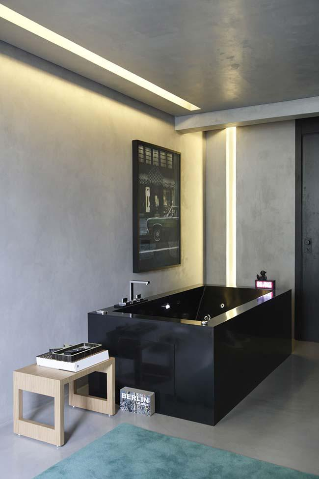 Black granite: know the main types and shades of stone 1