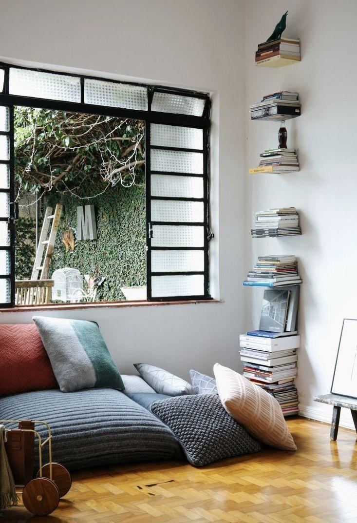Corner of reading: 60 decorating ideas and how to do 3