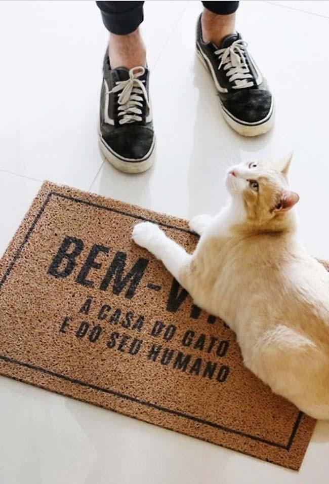 Fun doormats: welcome to brighten your home 15