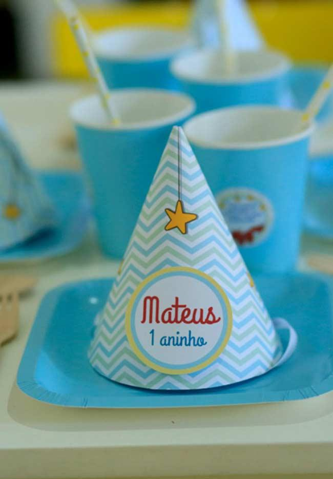 First birthday for first-time parents