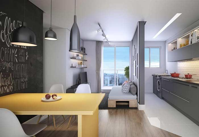 Essential cut-outs for small apartments