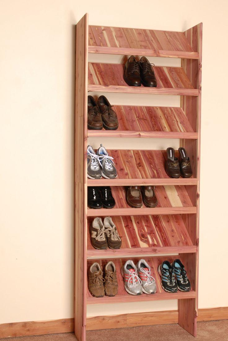 Display pallet for shoes