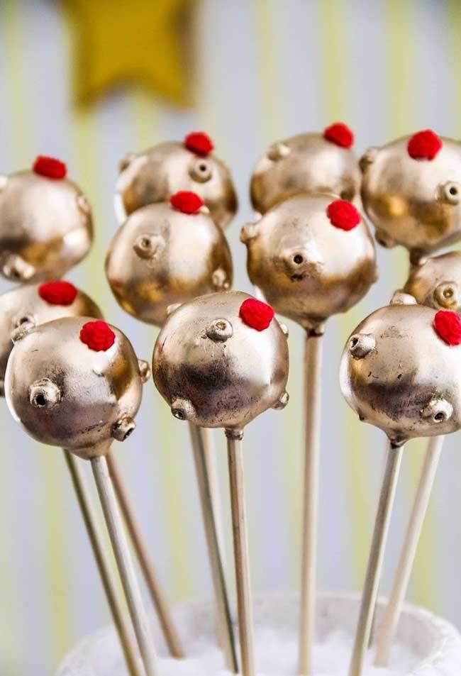 Cakepops of planets