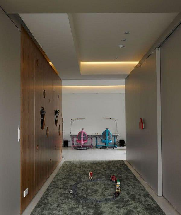 Sliding door: advantages of using and projects with photos 62