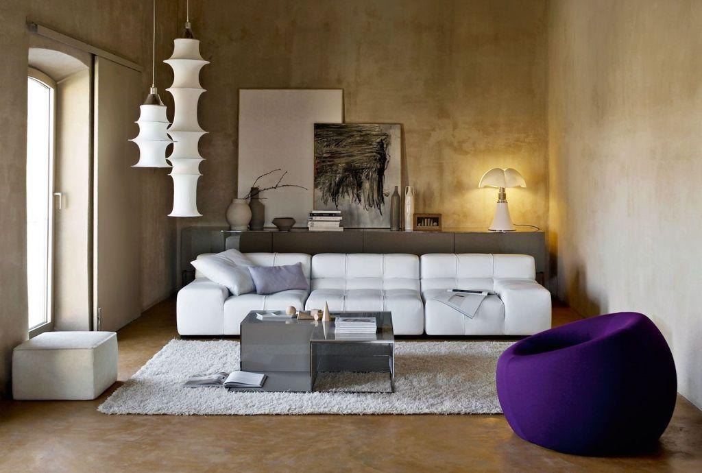 Leather sofa: 70 amazing models to decorate environments 56