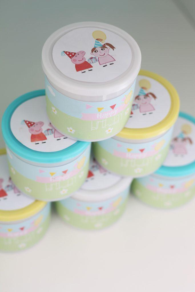 Peppa Pig Souvenirs: 50 decorating ideas and step by step 22