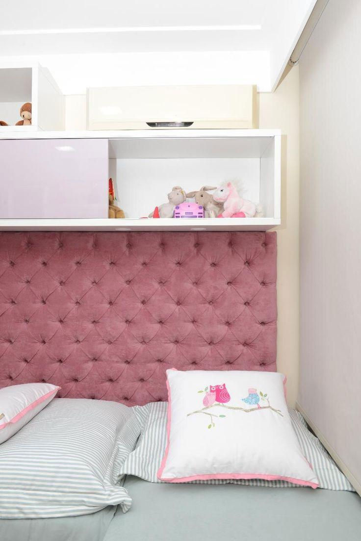 Upholstered headboard: 60 ideas and references to use in the decoration 12