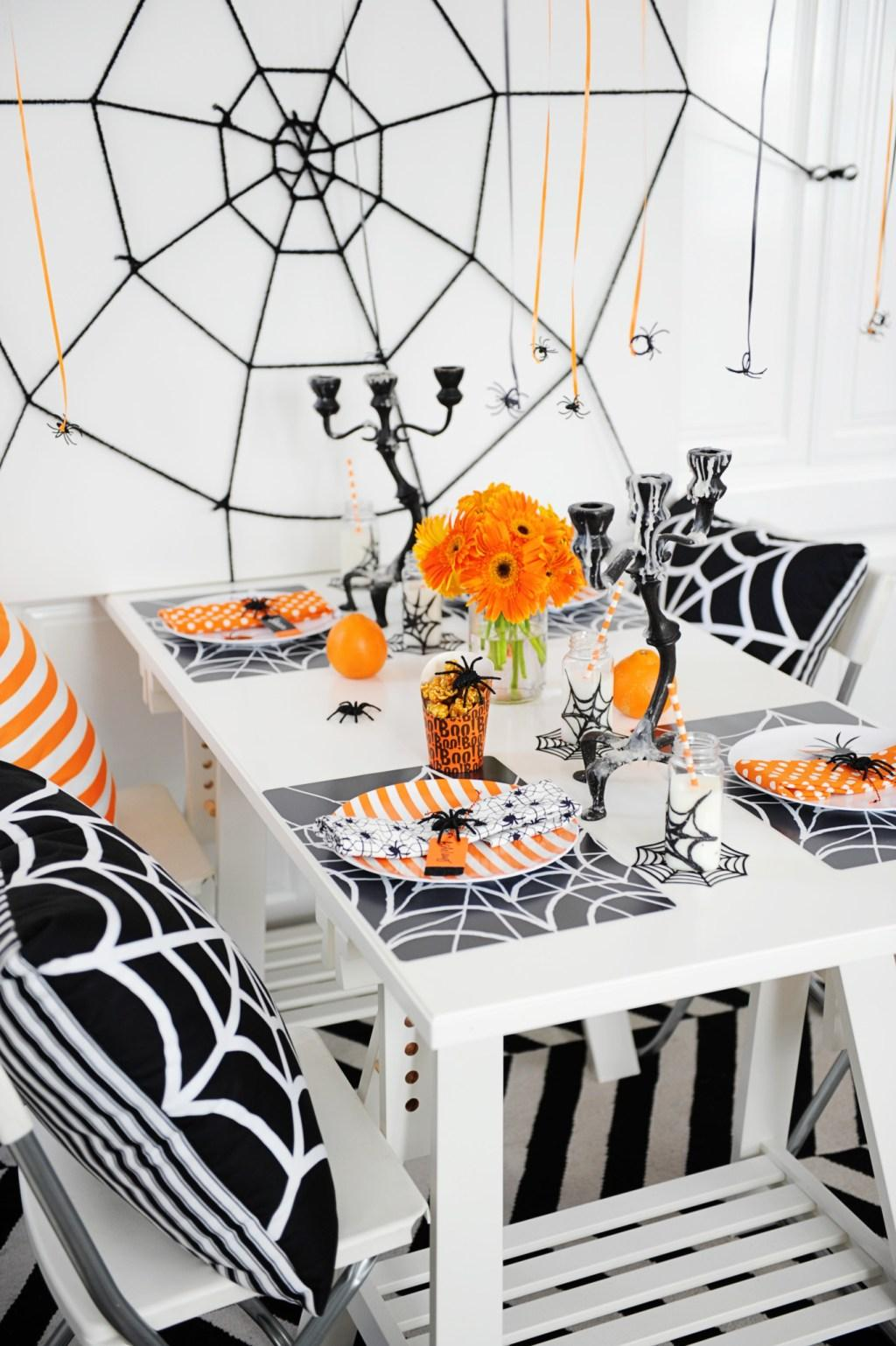 Halloween Party: 60 decorating ideas and photos of theme 54
