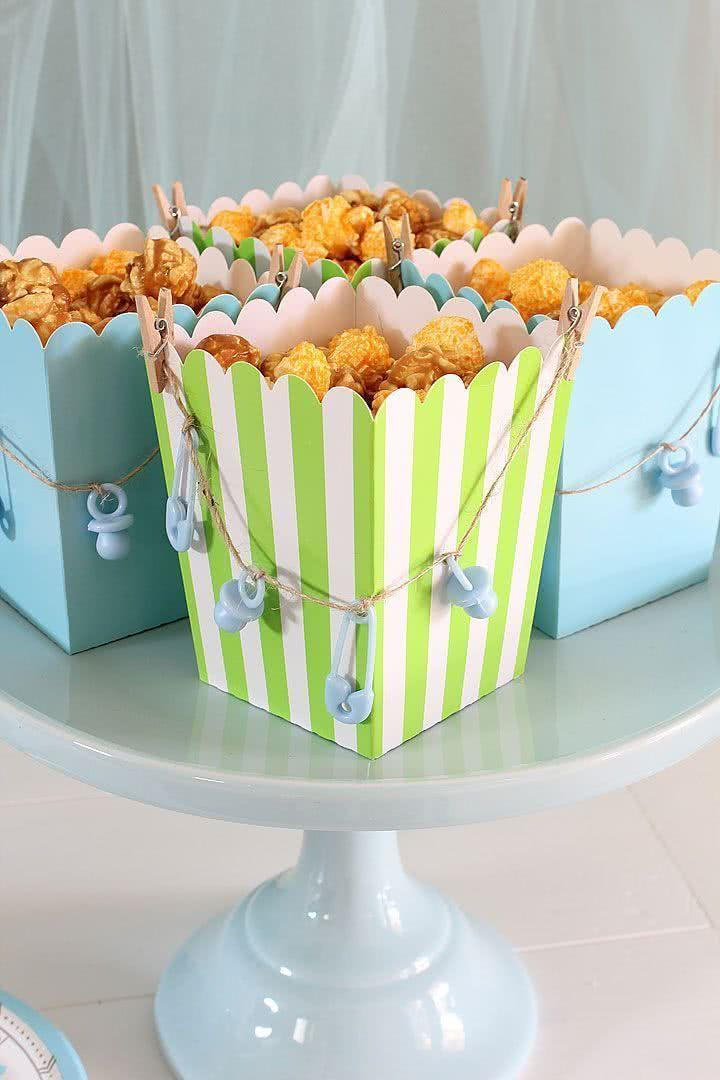 Baby Shower and Diaper Decoration: 70 Amazing Ideas and Photos 22
