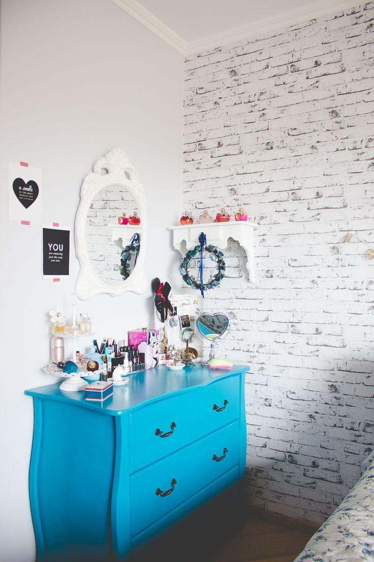 Makeup table: 60 ideas to decorate and organize 1
