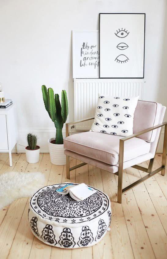 Cacti at home: 60 inspirations to decorate with the 14th floor