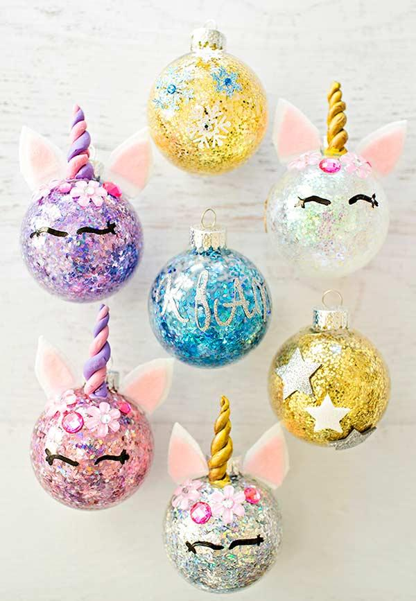 Decorated Christmas Balls: 65 Ideas to Boost Your Tree