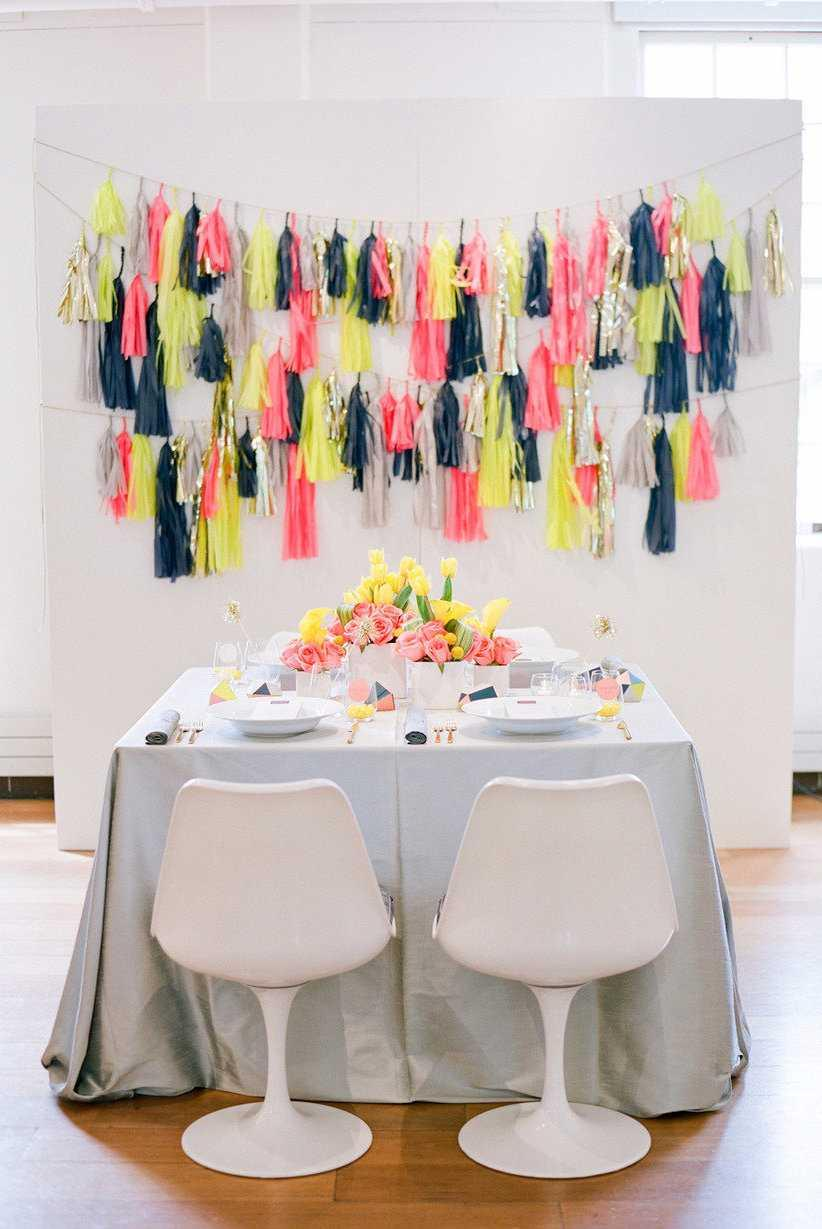 Festa Neon: 60 decorating ideas and photos of theme 14