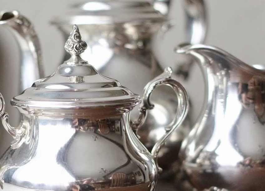 Silver / silver objects