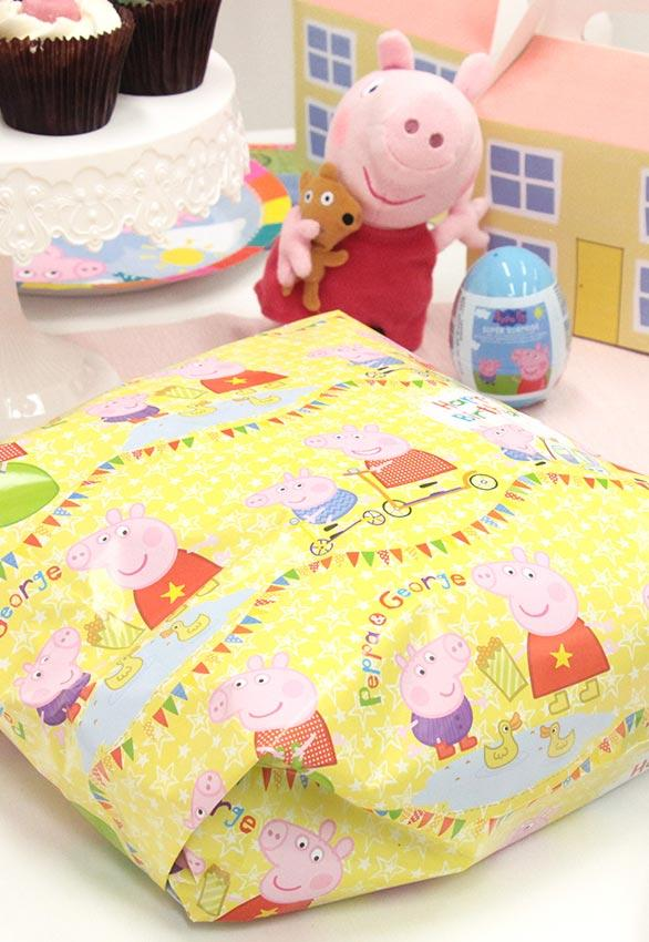 Peppa Pig Souvenirs: 50 decorating ideas and step by step 28