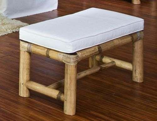 Bamboo Crafts: 60 models, photos and step by step DIY 27