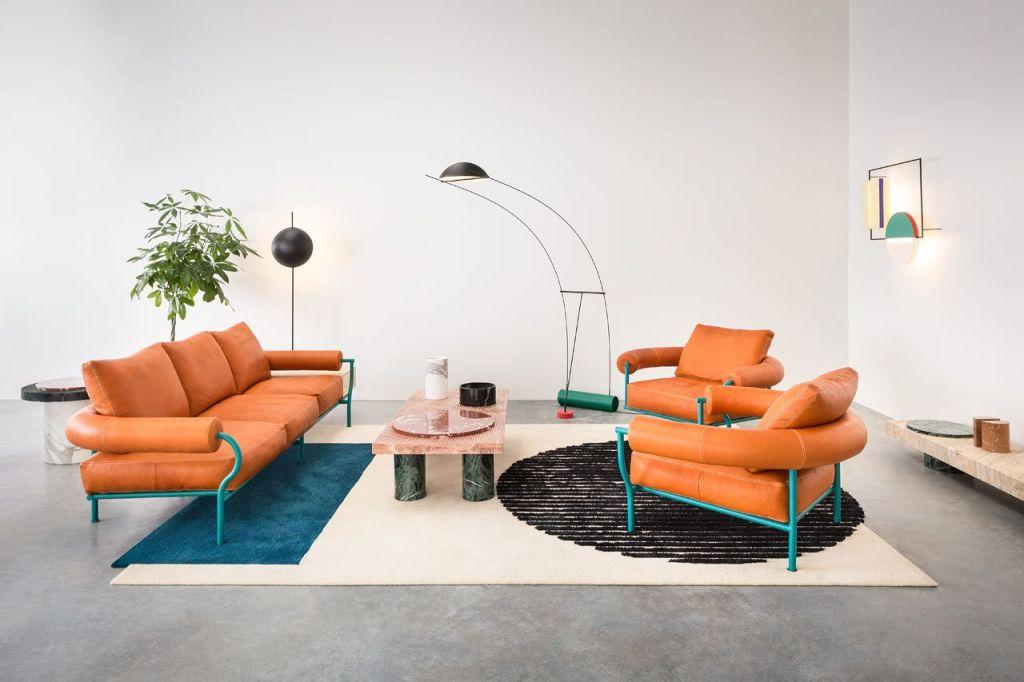 Leather sofa: 70 amazing models to decorate environments 59