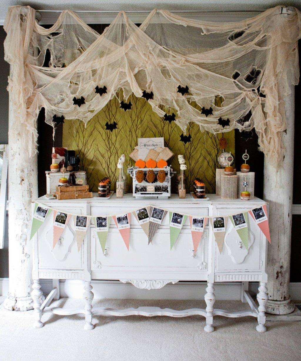 Halloween Party: 60 decorating ideas and 34 theme photos