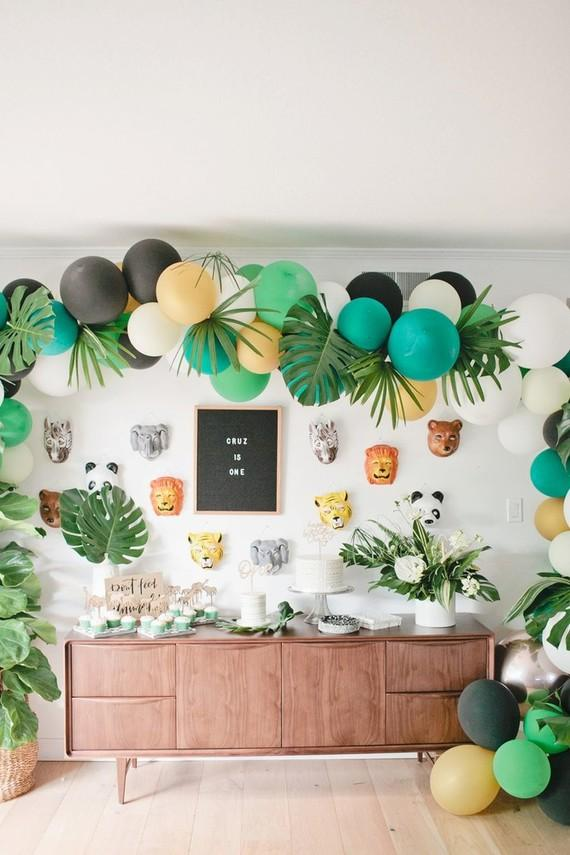Children's party decoration: step-by-step and creative ideas 39
