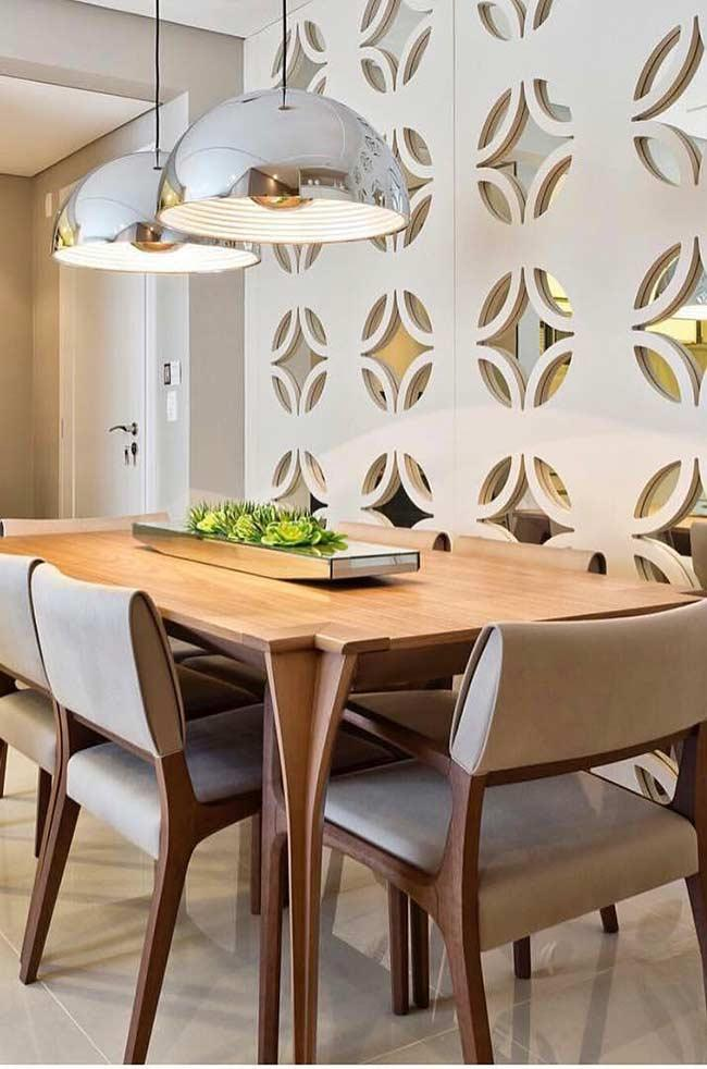 Cobogos: 60 ideas to insert elements in the decoration 18
