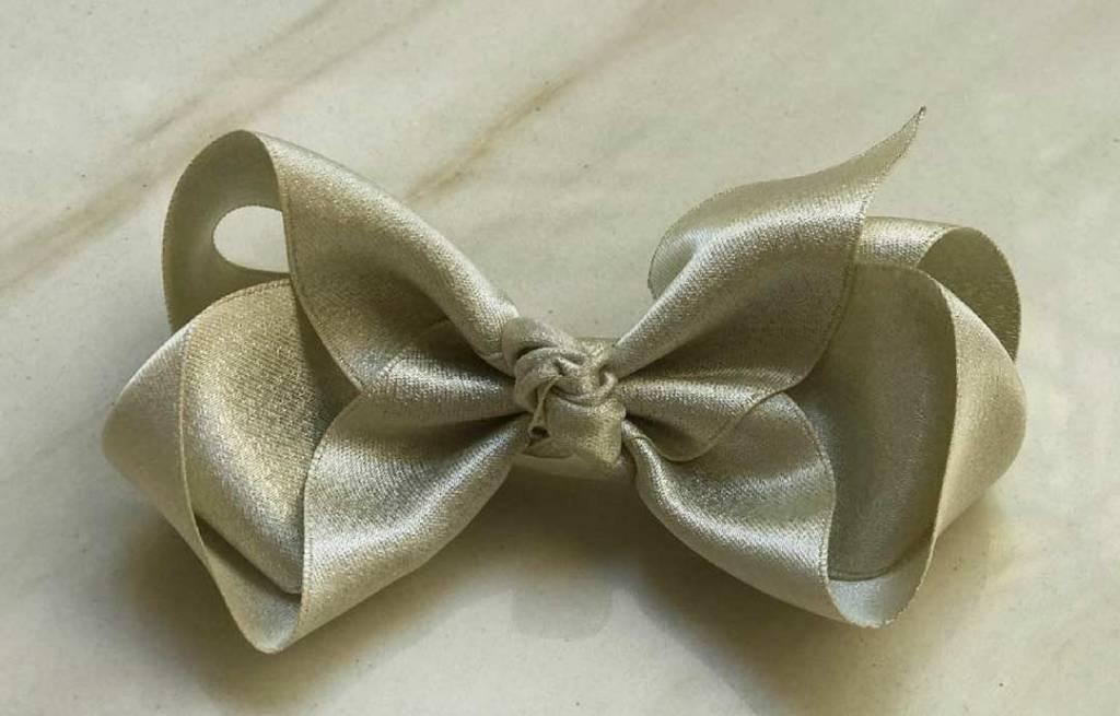 How to make a ribbon loop: 5 shapes and materials with step by step 3