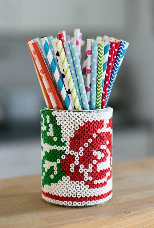 Decorated Cans: 70 Cool Ideas to Make at Home 65