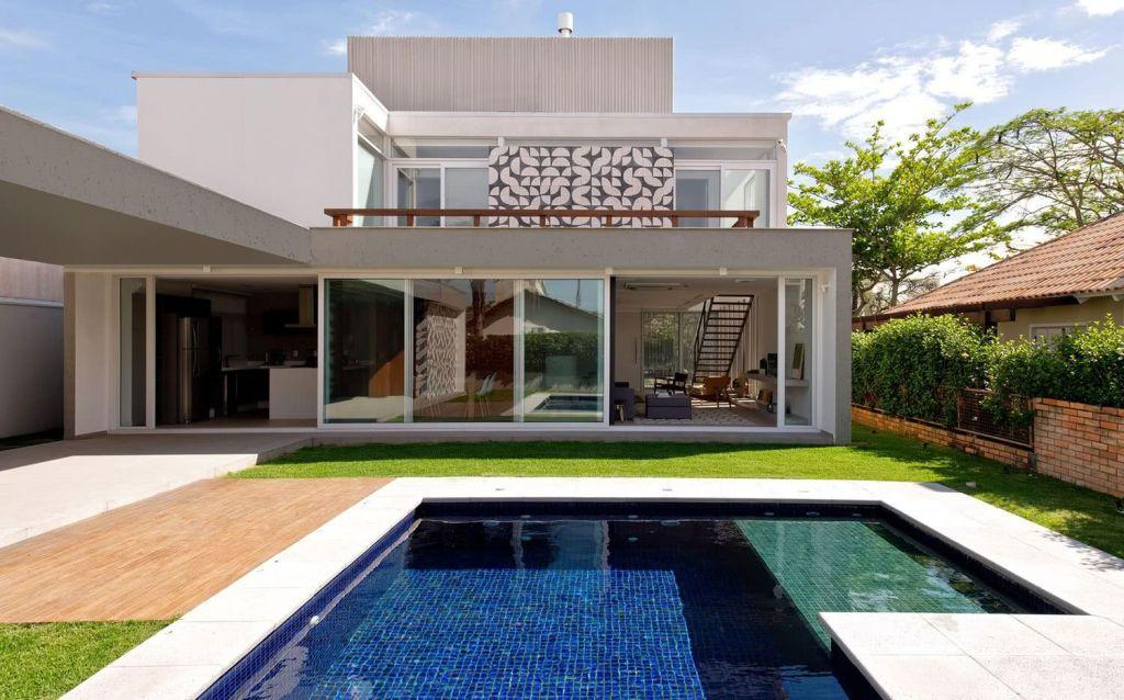 Vinyl Pool: What It Is, Advantages And Photos To Be Inspired 18