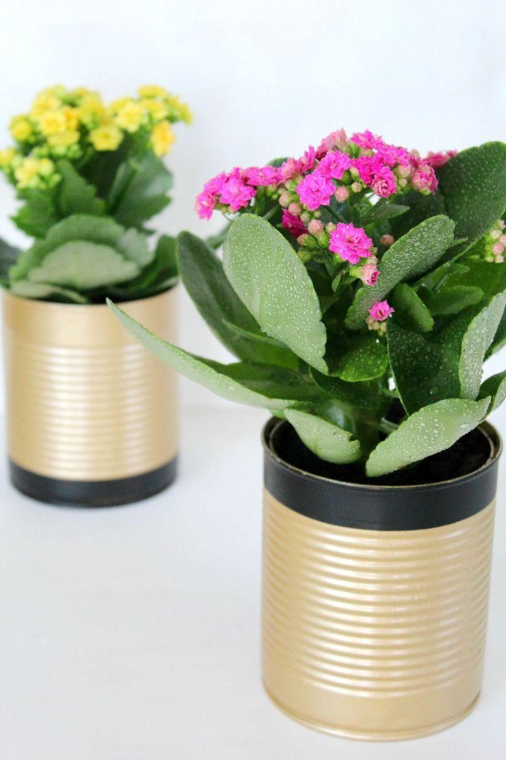Decorated Cans: 70 Cool Ideas to Make at Home 26