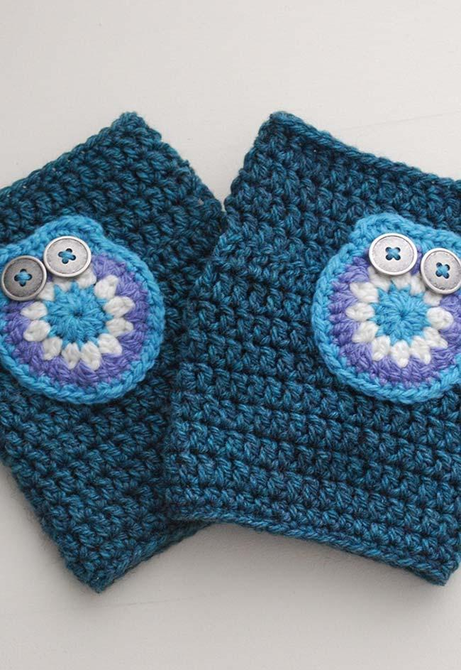 Crochet Owl: 60 wonderful and step by step models