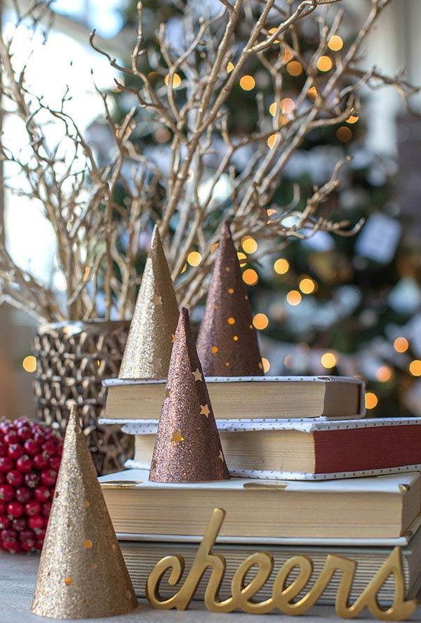Handcrafted Christmas tree: 65 inspirations and ideas for your production 8