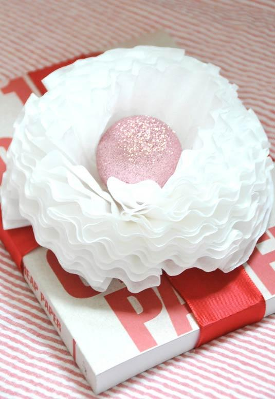 Coffee Filter Crafts: 60 Ideas to Be Inspired 12