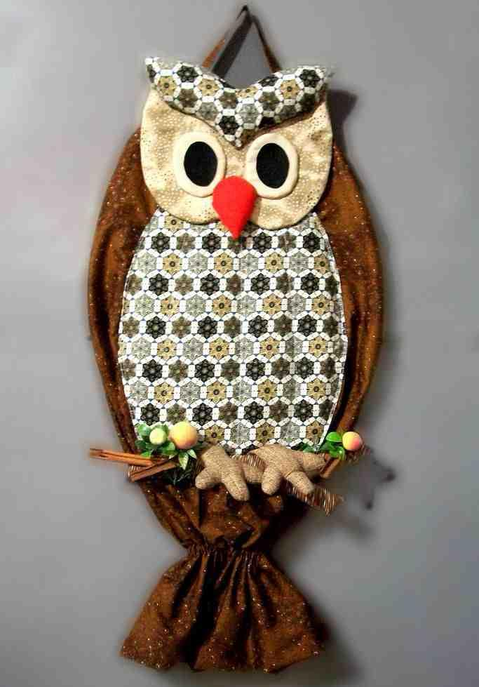 Pull Owl Bag: 60 ideas with photos and video step by step 20