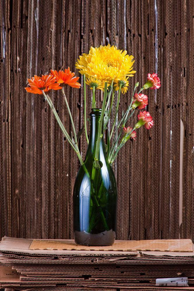 Craft with Glass Bottle: 80 Amazing Tips and Photos 1