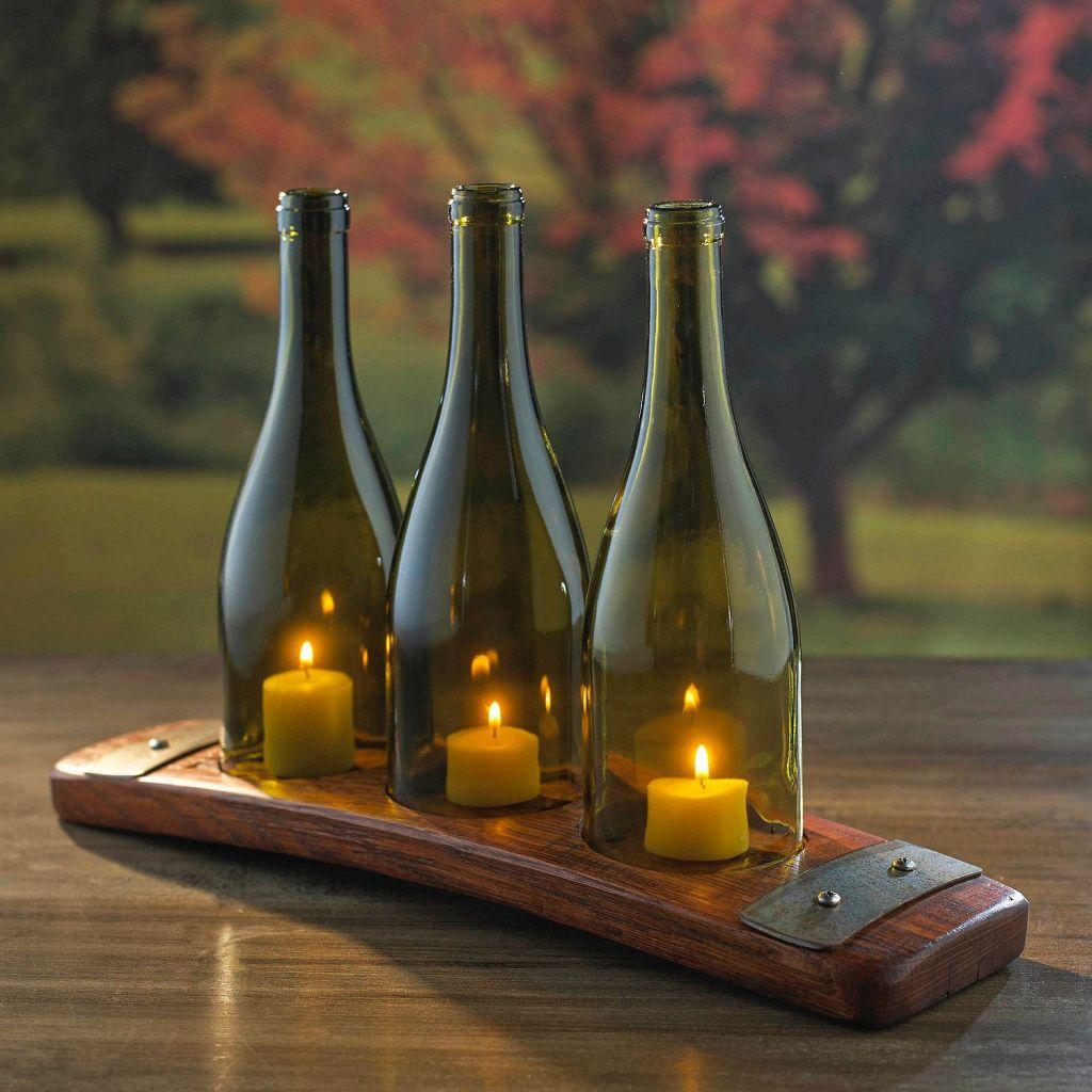 Table Top with Bottle: see beautiful ideas to decorate the table 32