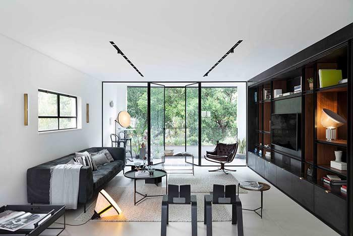 Glass door: 60 ideas and projects to inspire 6
