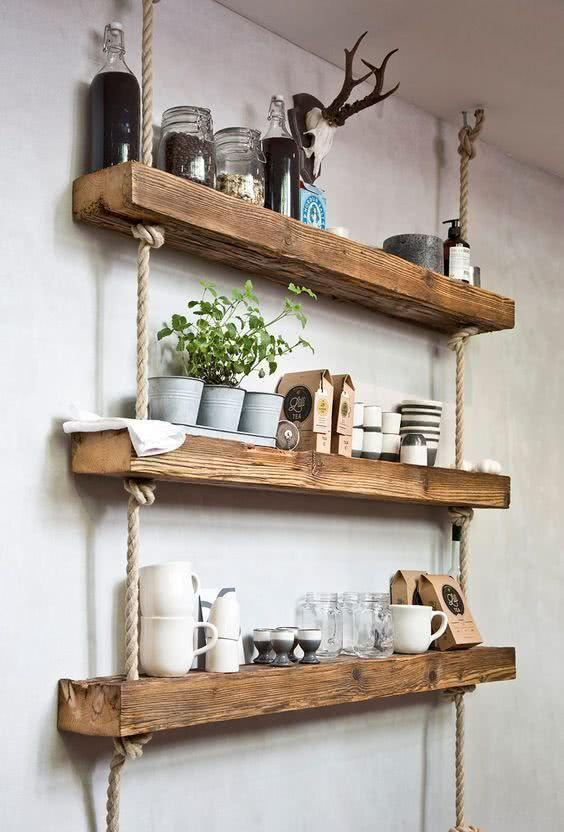 Creative Shelves: 60 Modern and Inspiring Solutions 7