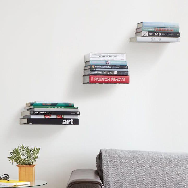 Creative Shelves: 60 Modern and Inspiring Solutions 12