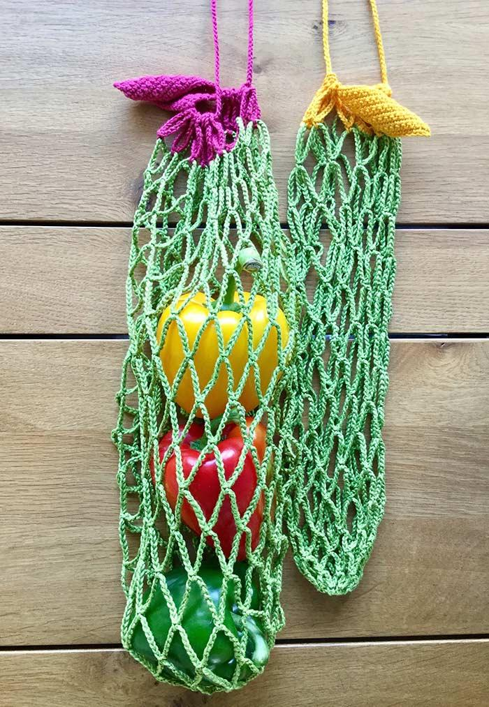 Pulling crochet bag: 60 models, ideas and step by step 37