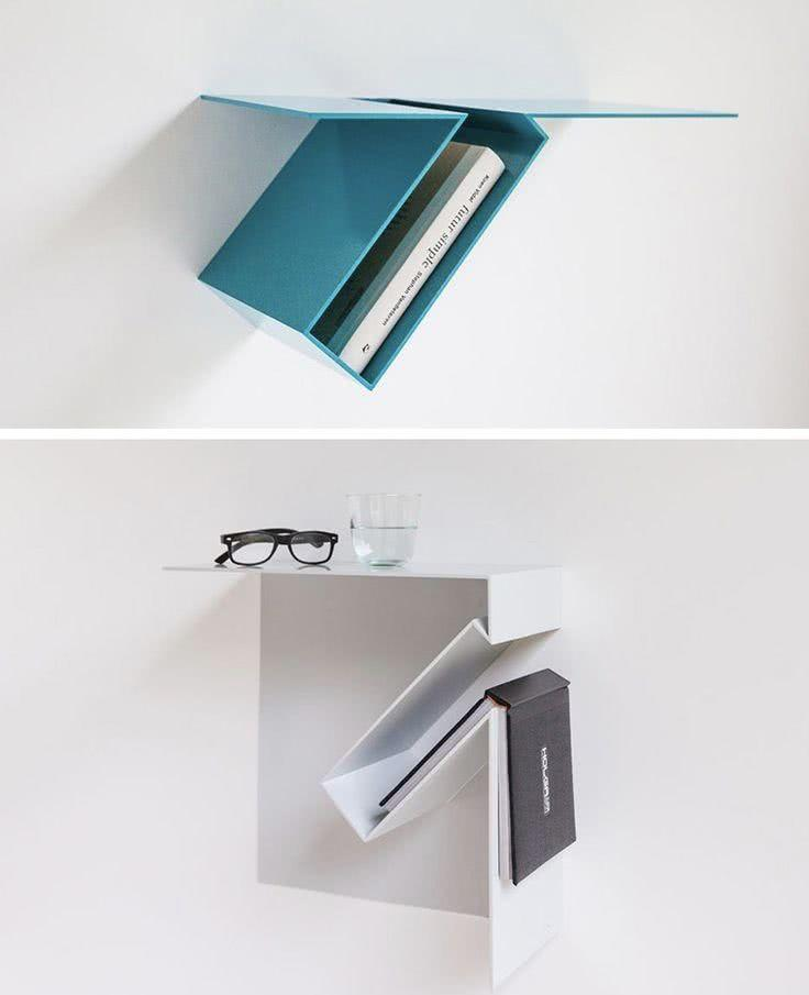 Creative Shelves: 60 Modern and Inspiring Solutions 59