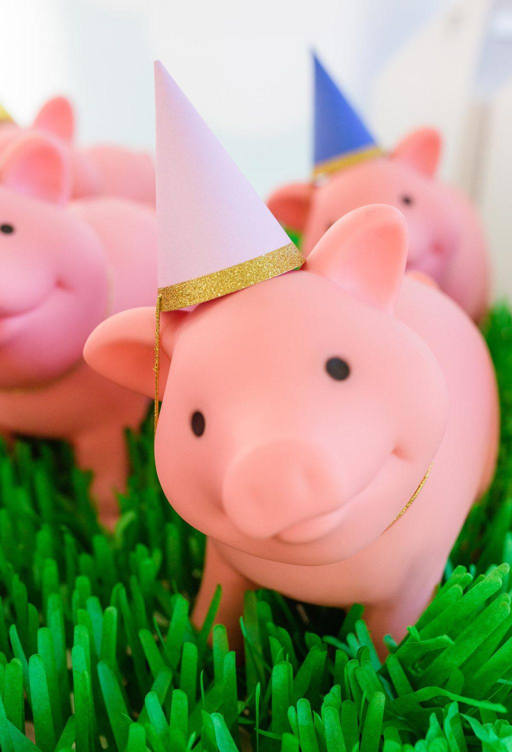 Peppa Pig Souvenirs: 50 decorating ideas and step by step 52