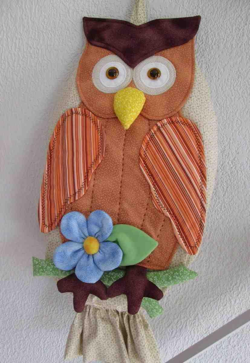 Owl bag pull: 60 ideas with photos and video step by step 47