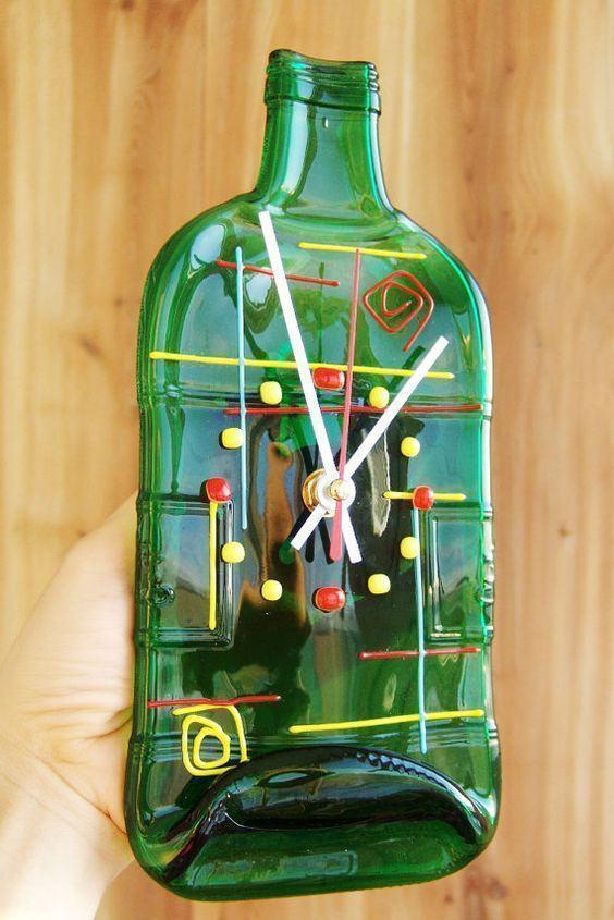 Craft with Glass Bottle: 80 Amazing Tips and Photos 16