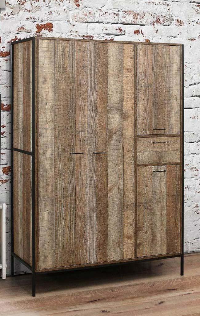 Do you think that just because it is pallet can not be elegant and sophisticated?